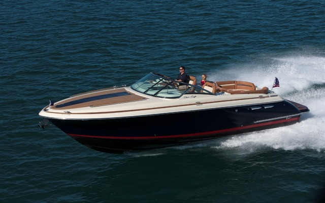 2006 Chris Craft Corsair 33