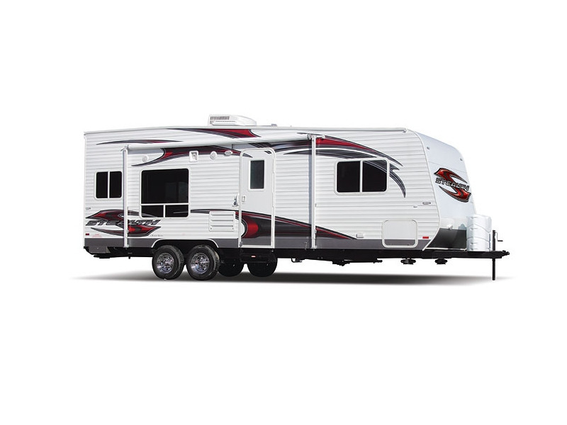 2013 Forest River Stealth WA2715