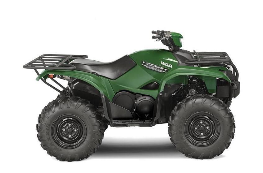 2017 Yamaha KODIAK 700 EPS