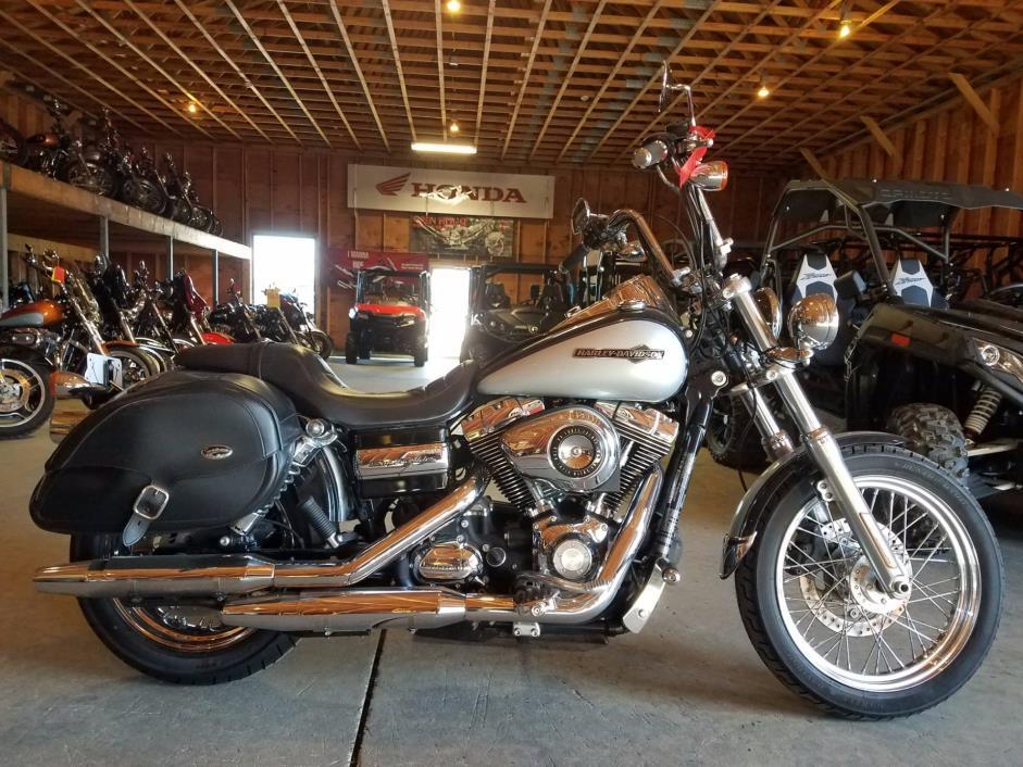 harley davidson dyna motorcycles for sale in augusta maine. Black Bedroom Furniture Sets. Home Design Ideas