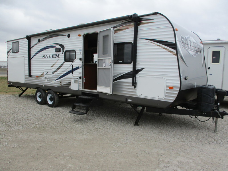 2014 Forest River Salem 30KQBSS