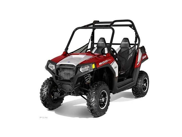 2012 Polaris Ranger RZR 800 EPS LE