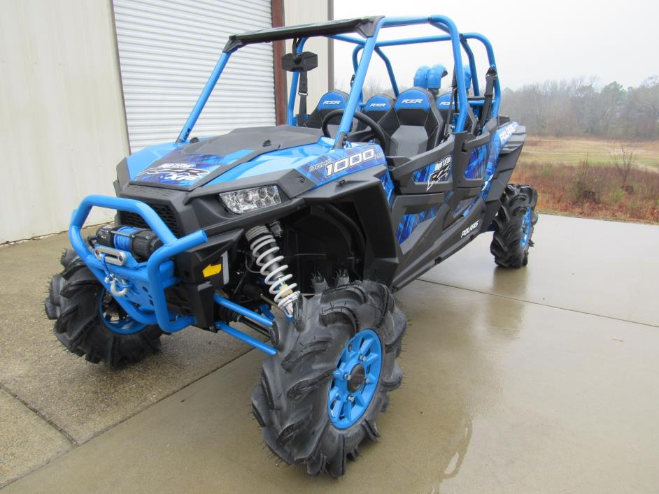 polaris rzr 4 xp 1000 high lifter power st motorcycles for sale. Black Bedroom Furniture Sets. Home Design Ideas