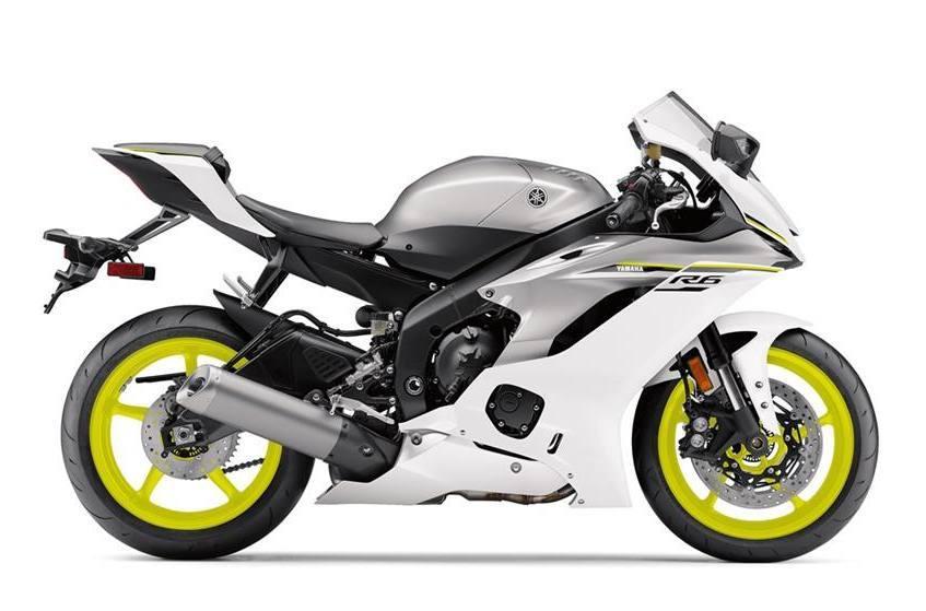 2017 Yamaha YZFR6HW