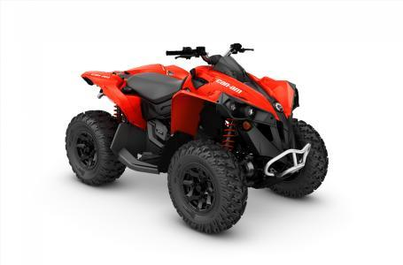 2017 Can-Am Renegade 570 - Can-Am Red