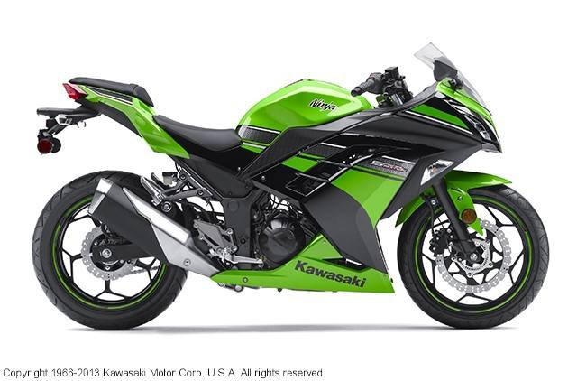2013 Kawasaki Ninja 300 SE abs