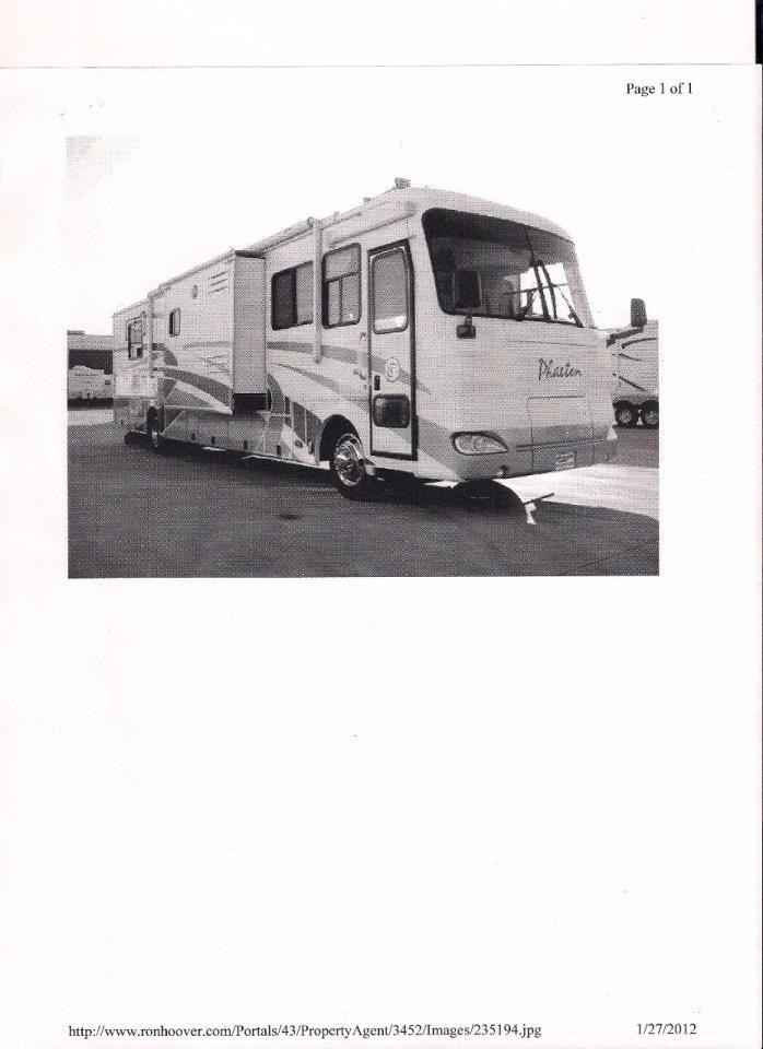 2004 Tiffin Motorhomes PHAETON 40TGH