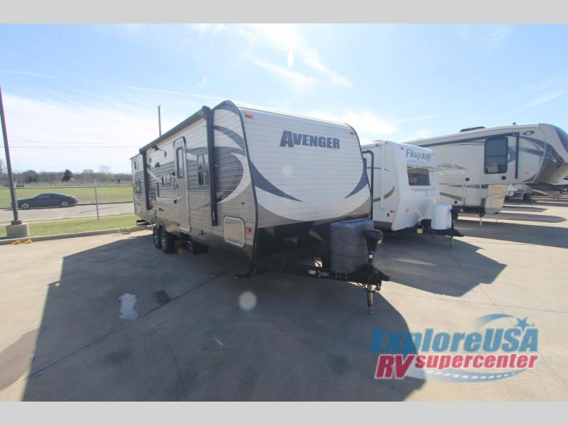 2014 Prime Time Rv Avenger 28BHS