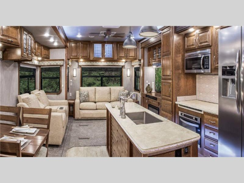 2017 DRV LUXURY SUITES Mobile Suites Aire MSA 38