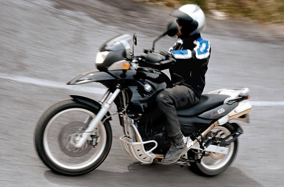 2009 BMW G650GS