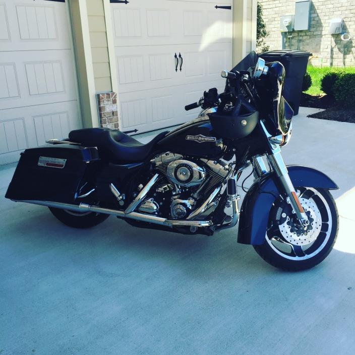 2008 Harley-Davidson STREET GLIDE CVO