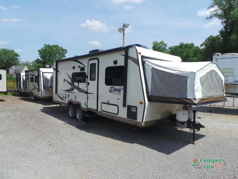 2018 Forest River Rv Rockwood Roo 233S