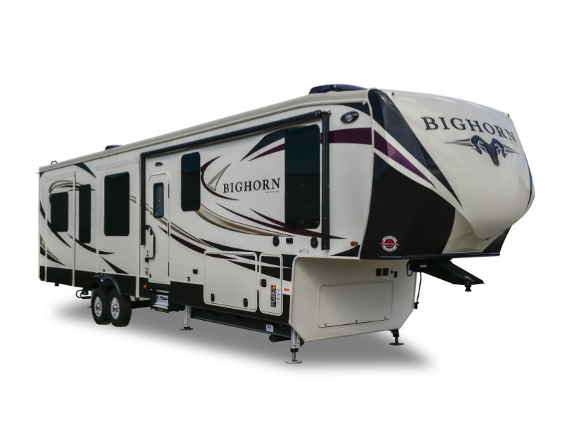 2018 Heartland Bighorn Traveler BHTR 32 RS