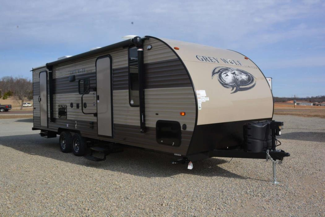 2017 Forest River Cherokee Grey Wolf 23DBH