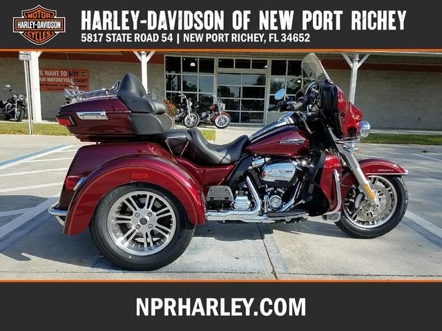 2017 Harley-Davidson FLHTCUTG TRI GLIDE ULTRA CLASSIC