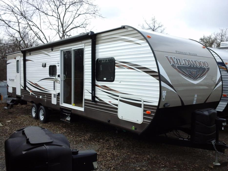 Forest River Wildwood 37bhss Rvs For Sale