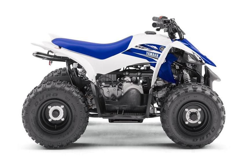2017 Yamaha YFZ-50