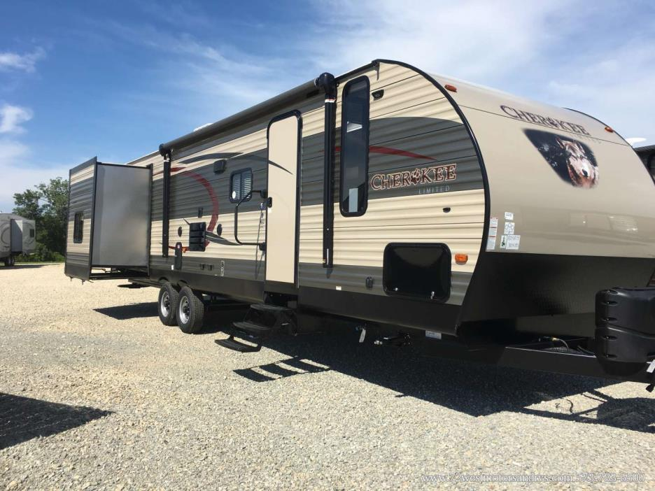 2017 Forest River Cherokee 304BS