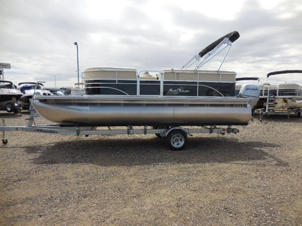 2016 SunChaser DS 8520 3.0 FISH CRS