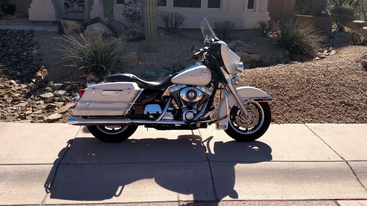 2005 Harley-Davidson ELECTRA GLIDE STANDARD POLICE