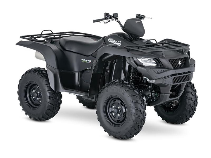 2017 Suzuki Motor Of America Inc. KingQuad 500AXi Power Steering Special Edition