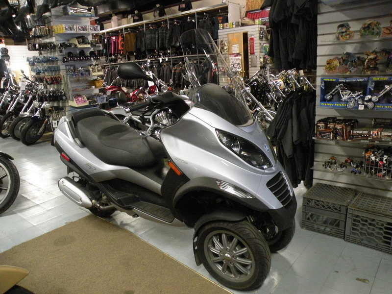 piaggio mp3 250 motorcycles for sale