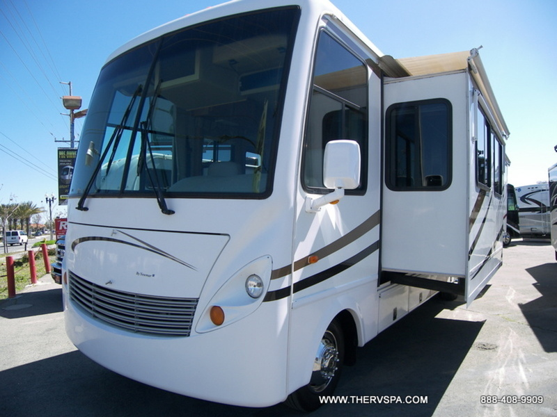 2006 Newmar Scottsdale 3506 Class A motor home