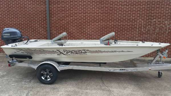 2016 Xpress Stick Steer Crappie XP16PF