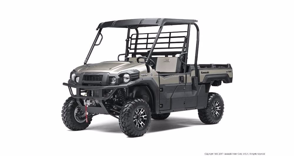 2017 Kawasaki MULE PRO-FX Ranch Edition