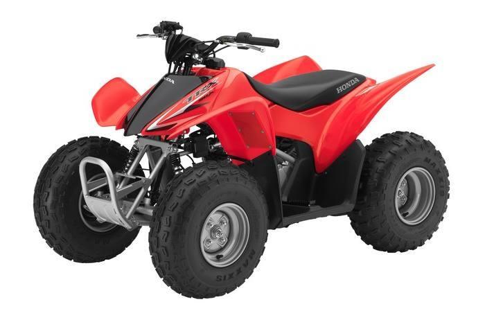 2016 Honda TRX 90X