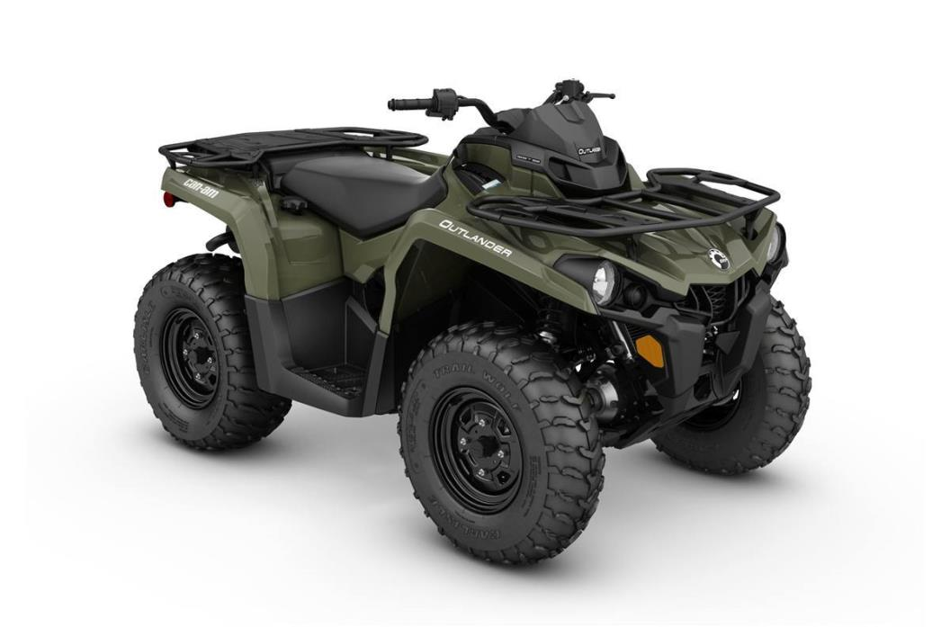 2017 Can-Am OUTLANDER 450 EFI
