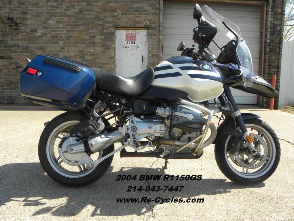 2004 BMW R1150GS Adventure