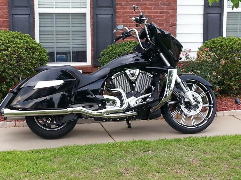 2012 victory cross country motorcycles for sale. Black Bedroom Furniture Sets. Home Design Ideas