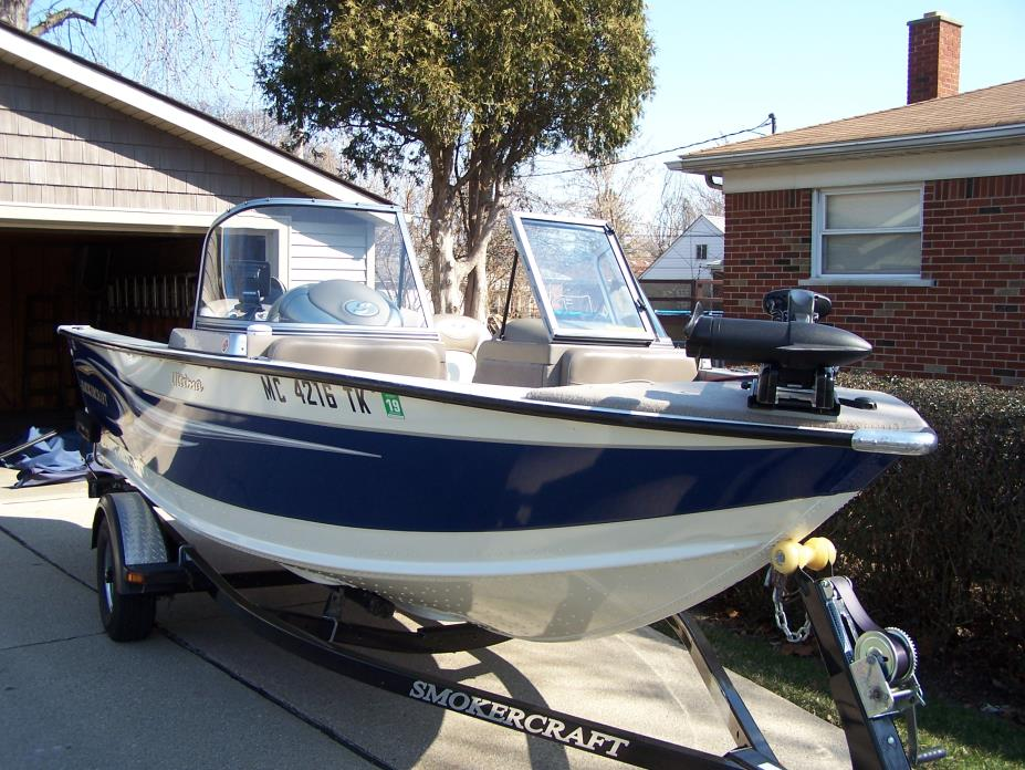 2012 Smoker-Craft 172 Ultima