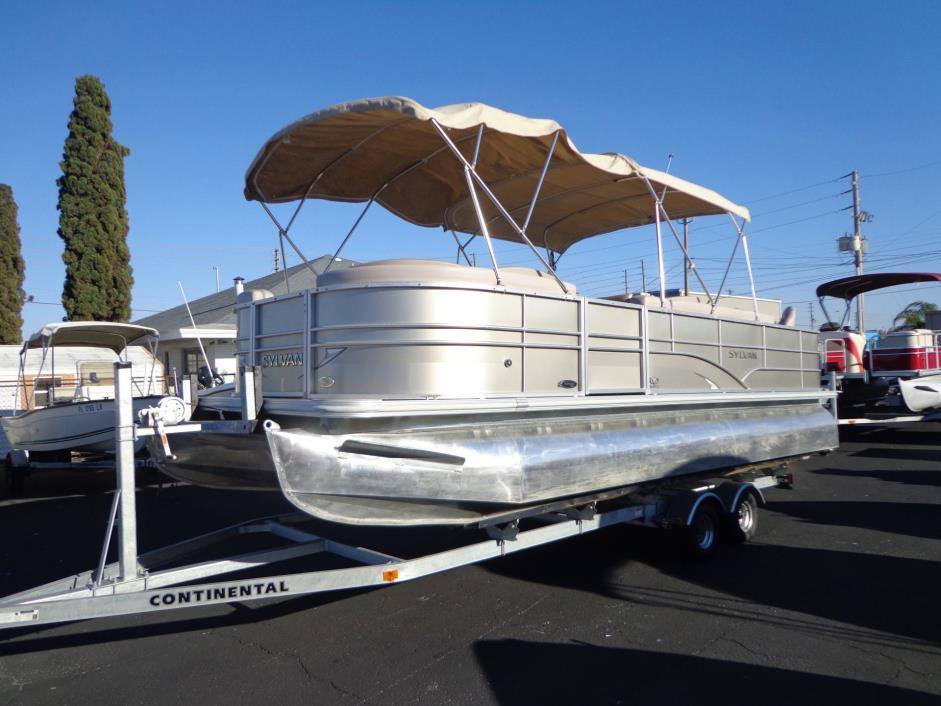 2013 Sylvan Mirage Cruise 8522 CR