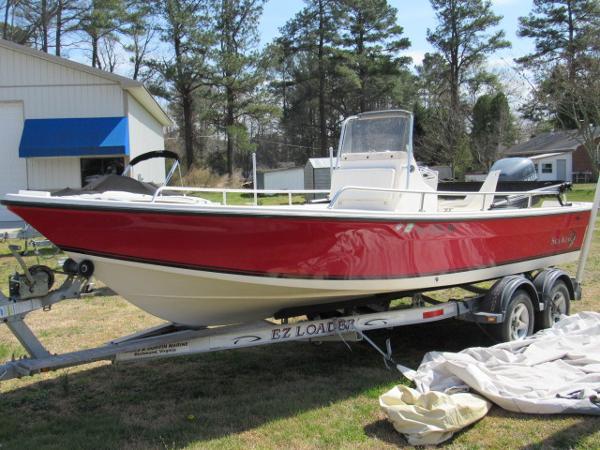 2007 Kencraft 218 Bay