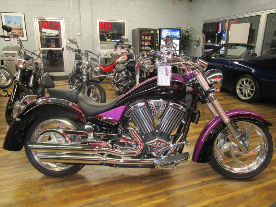 Victory Kingpin Arlen Ness Signature Motorcycles For Sale In Indiana