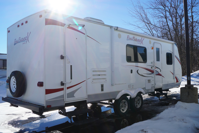 2012 Cruiser Rv Fun Finder X X-265RBSS
