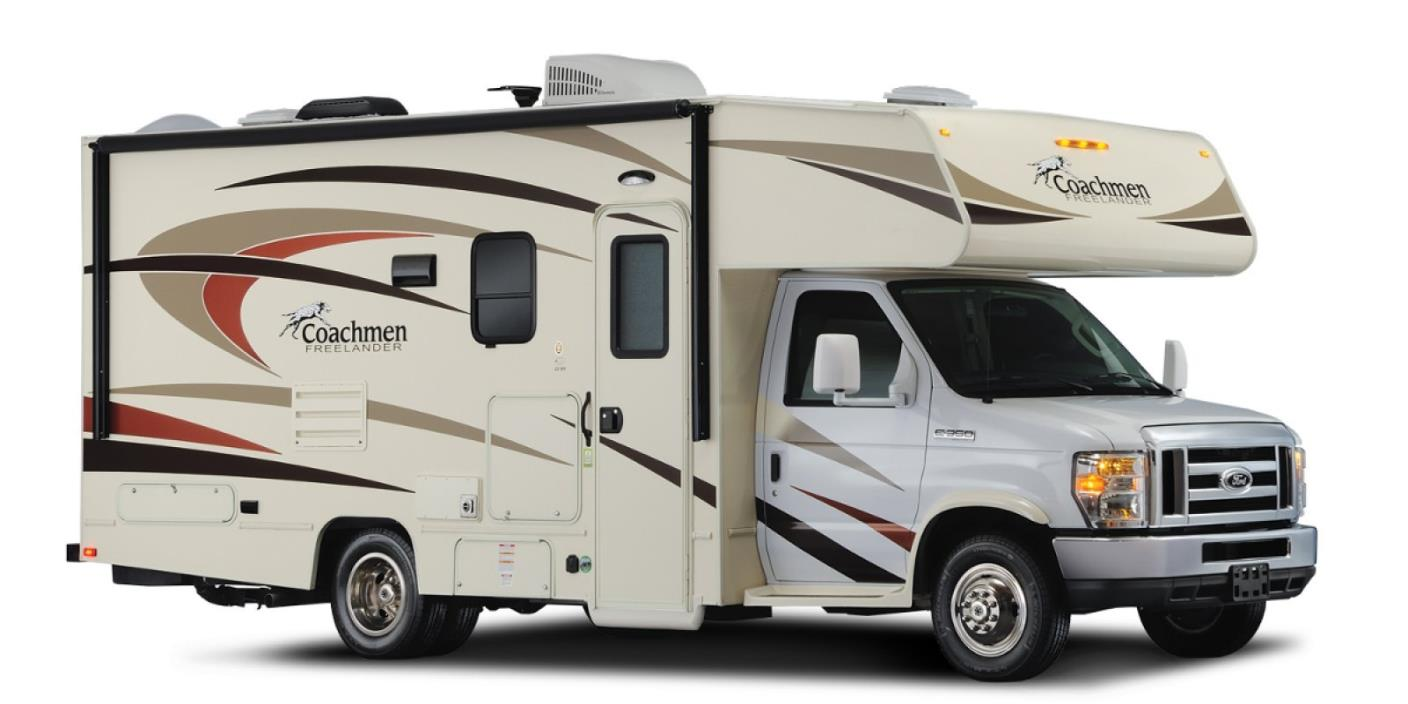 2015 Coachmen Freelander 350 21QB