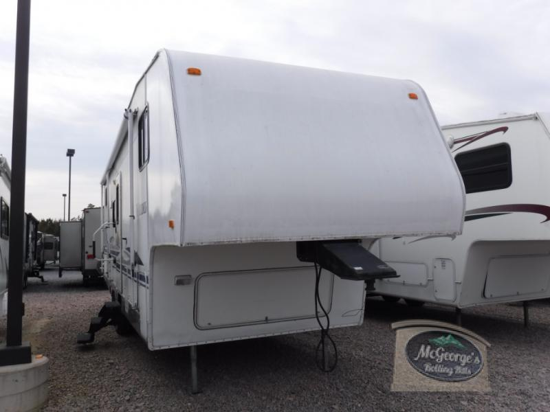 2006 Fleetwood Rv Wilderness 2952BS