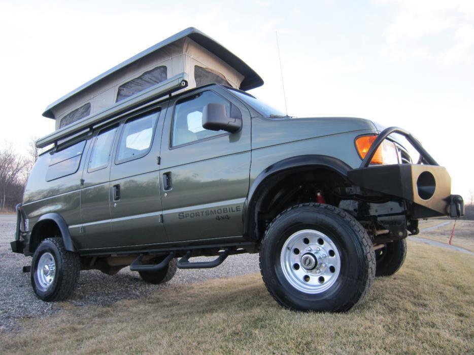 2004 Sportsmobile RB-50 4x4 Diesel