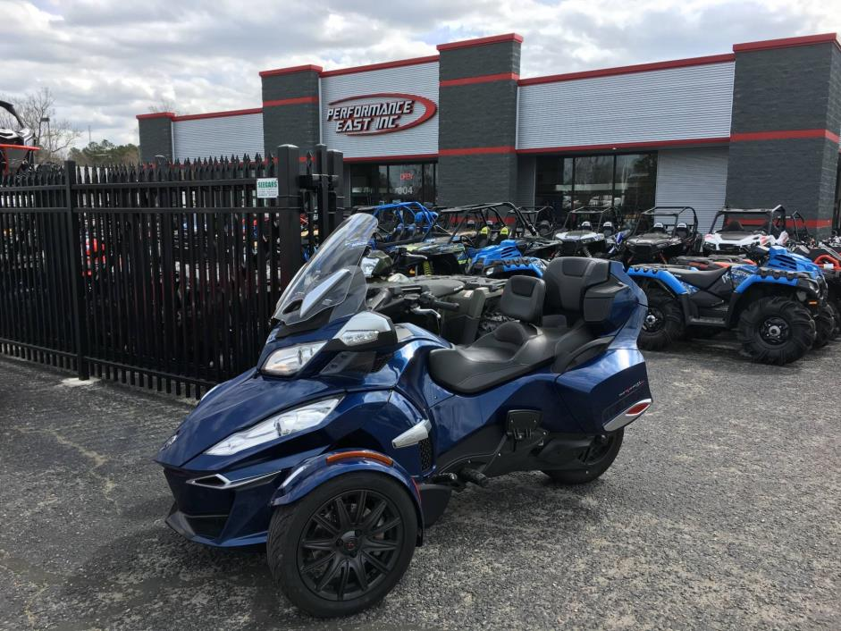 2016 Can-Am Spyder RT-S SM6