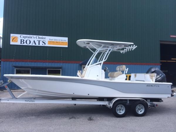 2016 Sea Fox 240 Viper