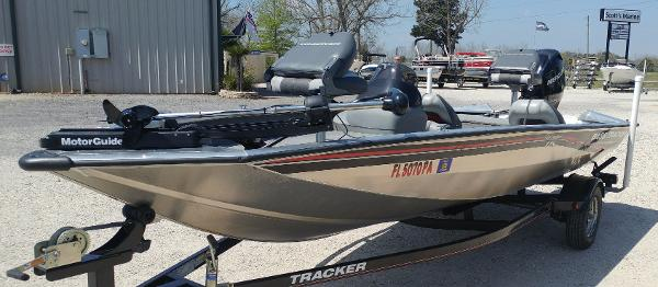 2010 Tracker Pro Crappie 175