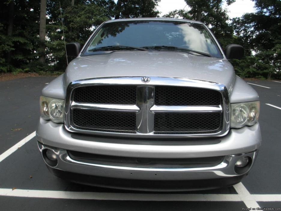 Dodge Ram Great truck Great Buy!