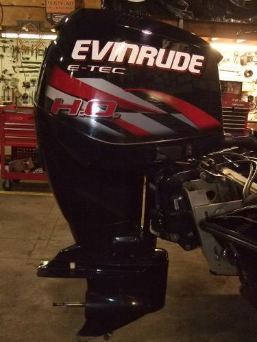 2011 Evinrude 250