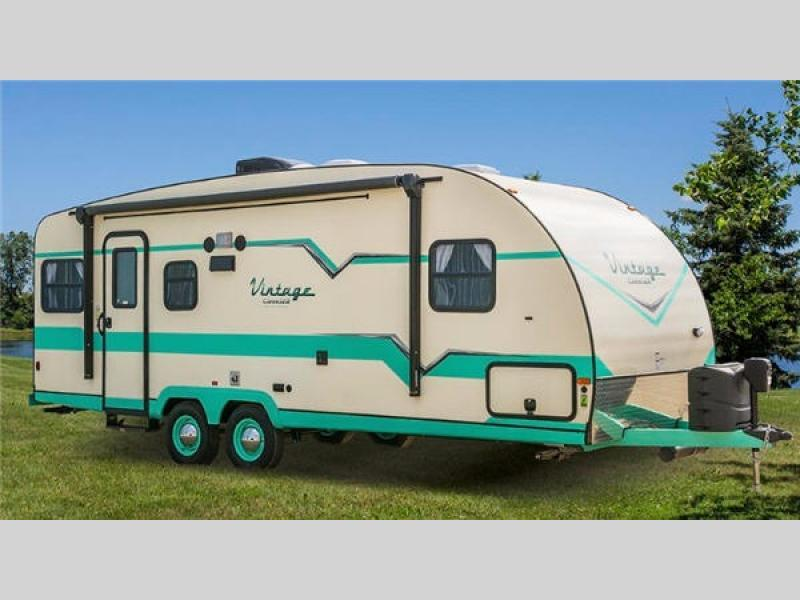 2018 Gulf Stream Rv Vintage Cruiser 23RSS