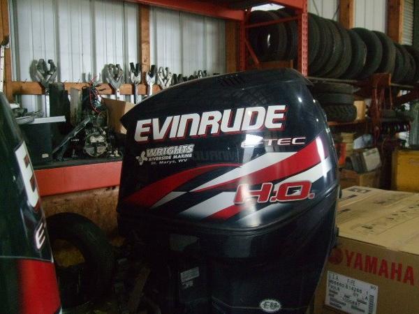 2009 Evinrude 250
