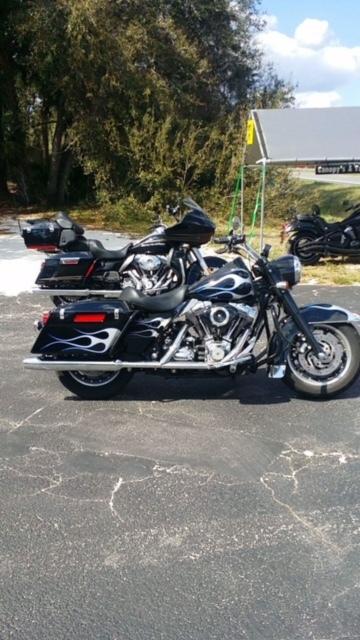 2007 Harley-Davidson ROAD KING POLICE