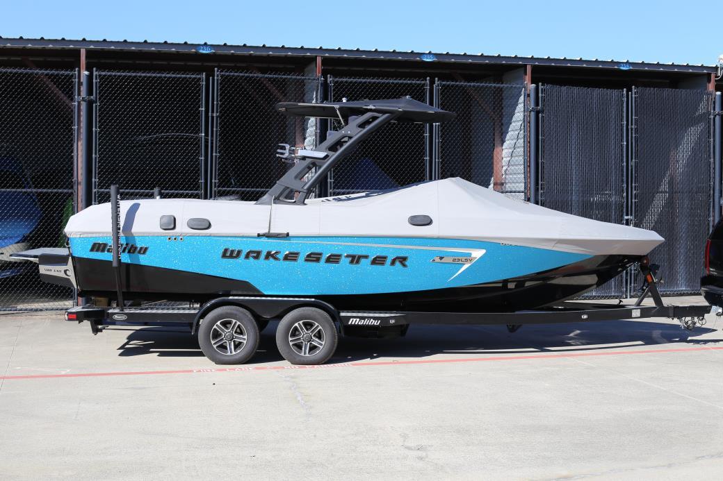 Malibu lsv boats for sale